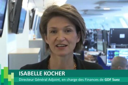 Isabelle Kocher crédit Youtube