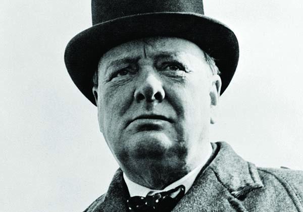 Winston Churchill. Crédit photo : Wikimedia.
