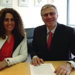 Job d'été en or : assistante du président d'Adecco France