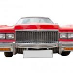 L'homme à la Cadillac rouge
