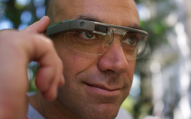 Google Glass  crédit  Wikipedia