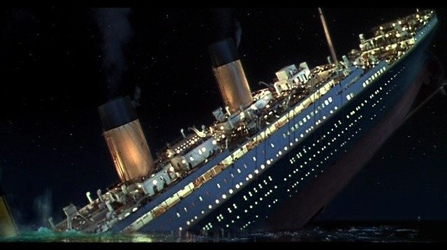 Titanic de James Cameron