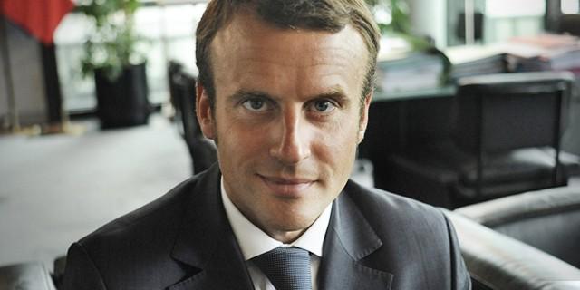 crédit gouvernement.fr Emmanuel Macron