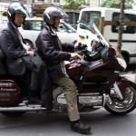 Mototaxi, le moyen de transport privilégié des cadres