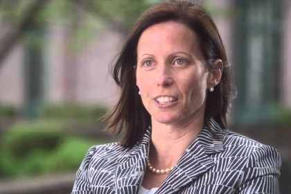 Adena Friedman crédit Youtube