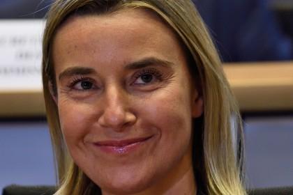 Federica Mogherini, Italie, Ministre des Affaires étrangères et 2ème vice-présidente de la Commission européenne