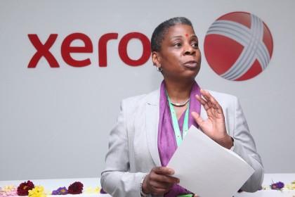 Ursula Burns, Etats-Unis, présidente-directrice générale de Xerox crédit black-feelings.comjpg