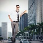 Entrepreneur : pourquoi vous êtes un héros fou