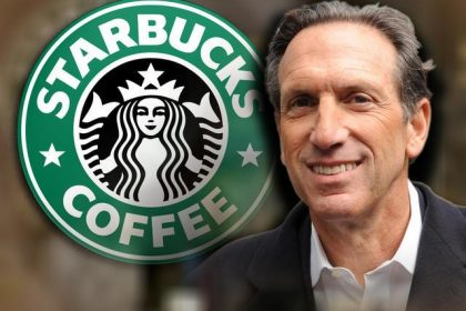 Howard Schultz Starbucks crédit jobstreet.com.my