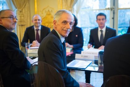 Philippe Louis CFTC crédit gouvernement.fr