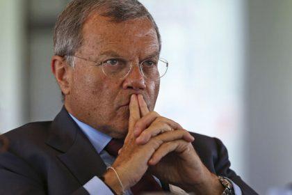 Martin Sorrell Président de WPP crédit Zimbio