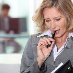 Infographie : le manager de transition 2030 de plus en plus féminin