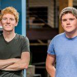 Les frères Collison, les seuls autodidactes milliardaires âgés de moins de 30 ans