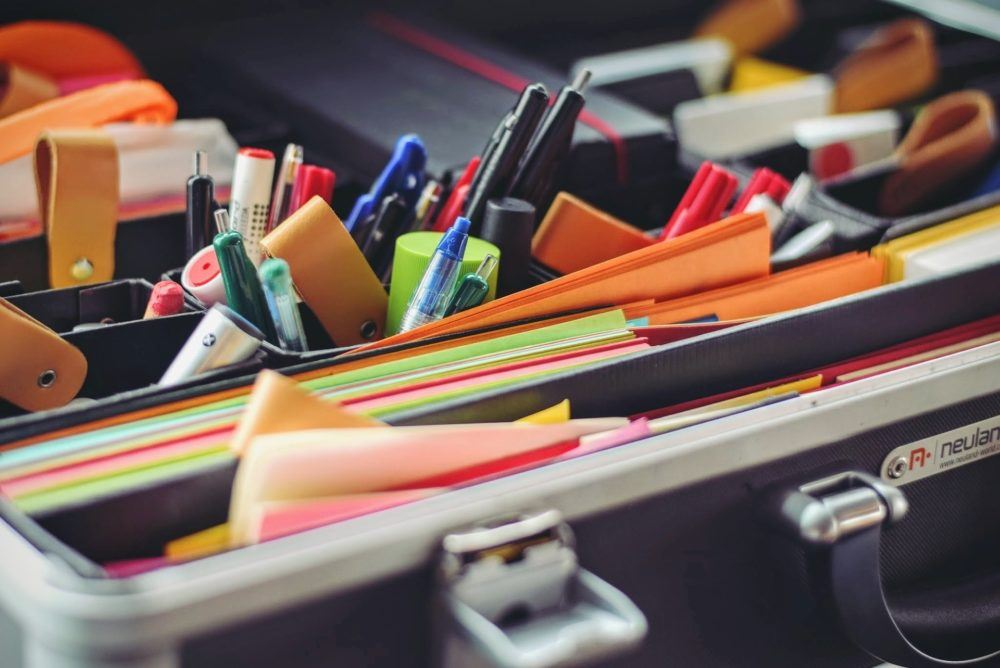 Fournitures de bureau : quelles sont les indispensables ?