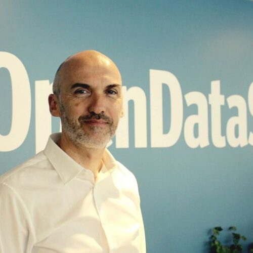 Jean-Marc Lazard, Président Directeur Général de OpenDataSoft