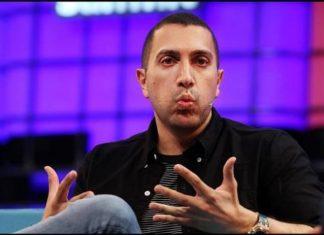 Sean Rad CEO de Tinder