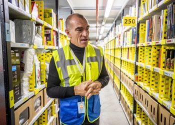 Ronan Bolé, Président d'Amazon France Logistique explique la stratégie de la marketplace