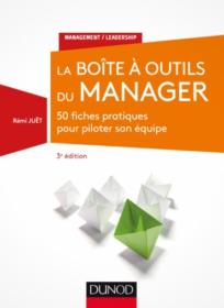 livre du mois boite à outils du manager cadre et dirigeant