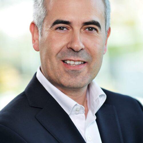 Carlos Fontelas de Carvalho, Président d'ADP France , Paris