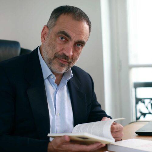 Dominique Boulbes, Président d'Indépendance Royale, acteur du maintien au domicile des personnes âgées