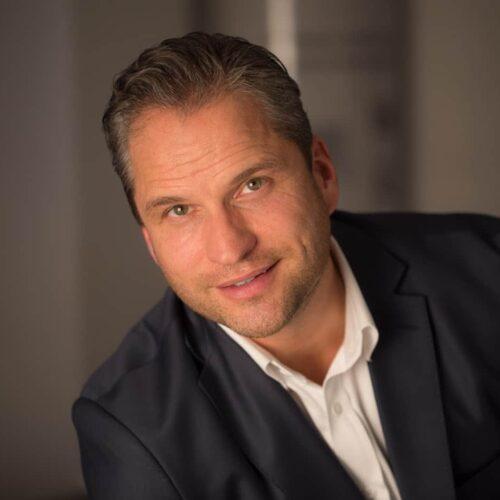Jérôme Lehmann, Directeur général du groupe HELPLINE, Paris