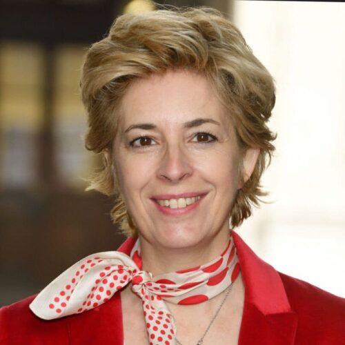 """Cecile Dejoux, Professeur des Universités, Cnam - ESCP Europe. Directrice Chaire """"Learning Lab Human Change"""" #IA #transformation #Mooc"""