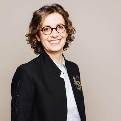 Marion Kahn-Guerra, Associée du cabinet STAS & Associés, spécialiste en droit du Travail/Sécurité Sociale et Protection Sociale