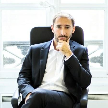 Jonathan Martelli, co-fondateur et Directeur Général chez ekWateur