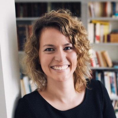 Justine Pommier, dirigeante de Cultivons Votre Entreprise