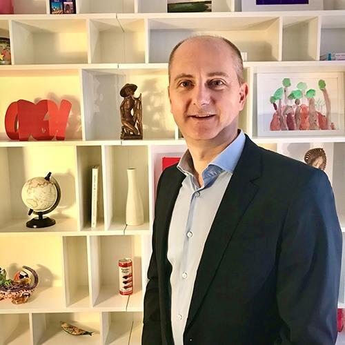 Vincent Creste, Responsable Commercial France chez Ergotron
