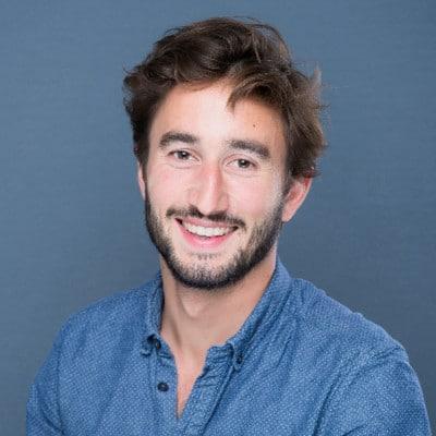 Gonzague Lefebvre, co-fondateur de CleverConnect