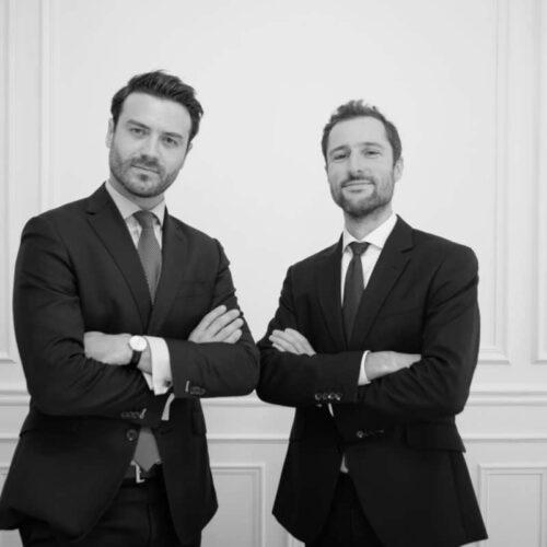 Jonathan Boudet et Romain Rue