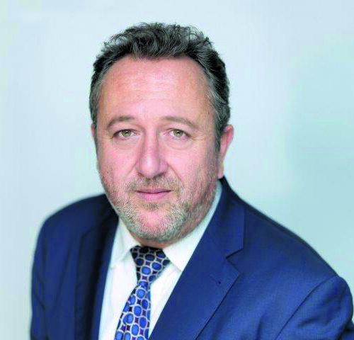 Laurent Benoudiz, Président de l'Ordre des experts-comptables Paris Île-de-France.