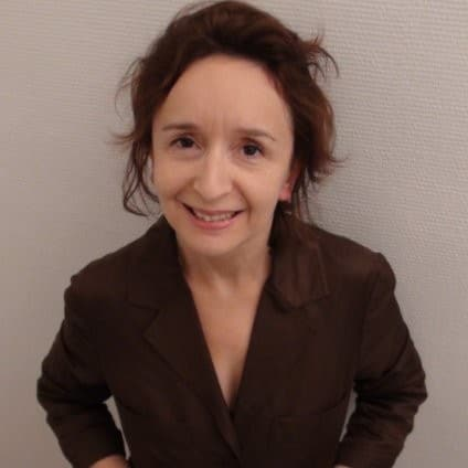 Valerie Bergere, présidente du Gymnase du Management, Paris