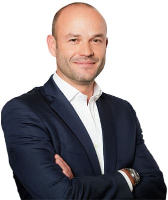 Olivier Cornut, Président Fondateur de Cubik Partners