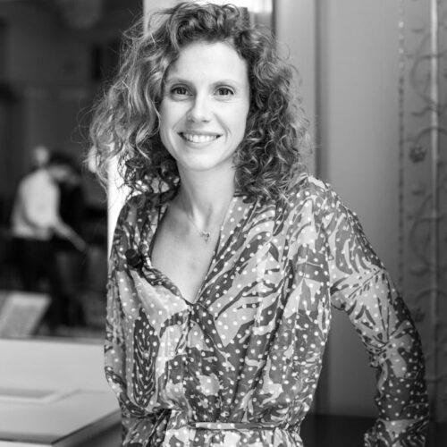 Estelle VIllard, Vice-présidente et responsable de Medallia France