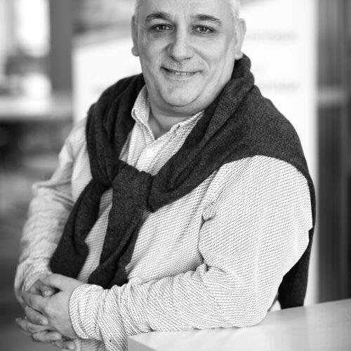 Gilles Legoff, Co-Manager Research & Development de GEOCONCEPT