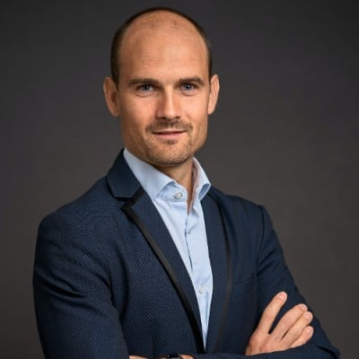 Matthieu Dierick, EMEA Solution Architect chez F5 Networks