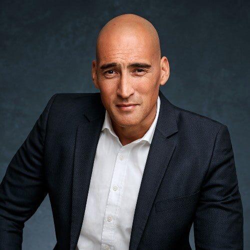 Stephane Charlot, Directeur général de The trusted Agency