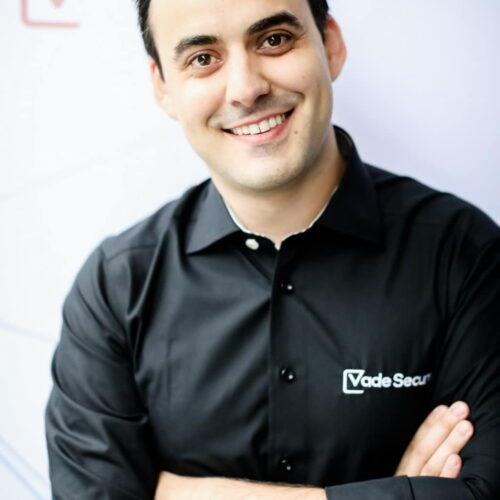 Adrien Gendre, Chief Product Officer & Co-founder de Vade Secure