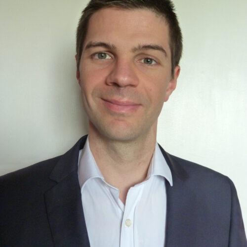 Aurelien Simon, chef de produit consignes colis automatiques chez Quadient France