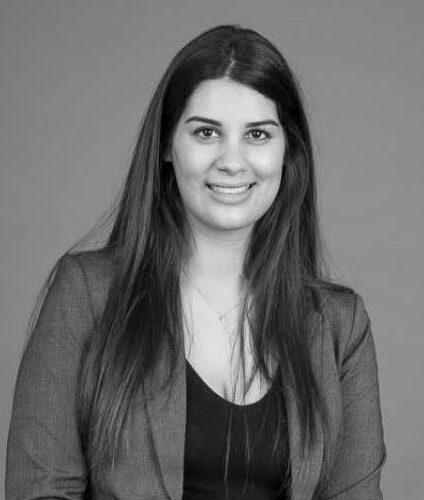 Marina Frydrych, Consultante en recrutement de talents EMEA chez Insight