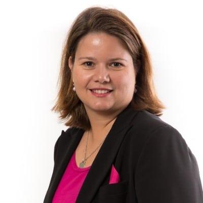 Valerie Colin, Directrice marketing, Chef de produit solutions software, chez Quadient