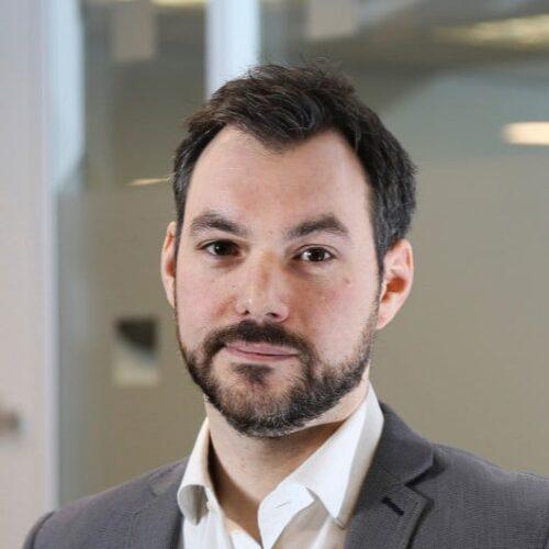 Gregory Cardiet, Directeur Avant-Ventes Europe de Vectra AI