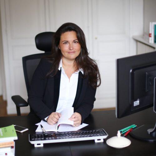 Catherine Aliotta, Présidente de la Chambre Syndicale de la Sophrologie