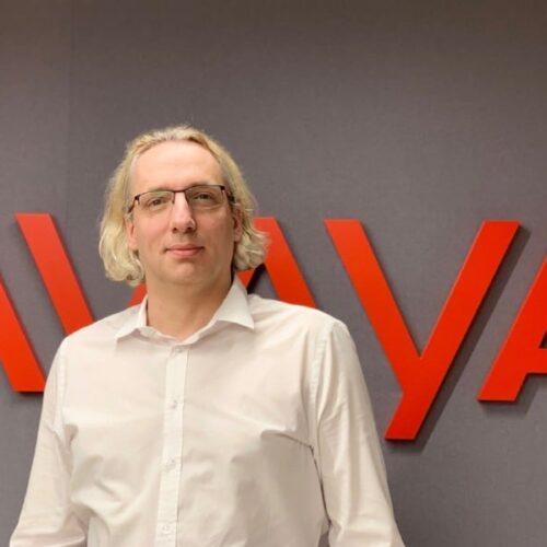 Francois Rachez, Directeur Avant Vente chez Avaya