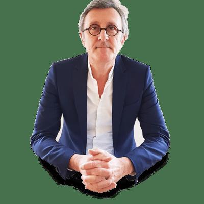 Bruno Fradin, Co-Président de STJOHN'S
