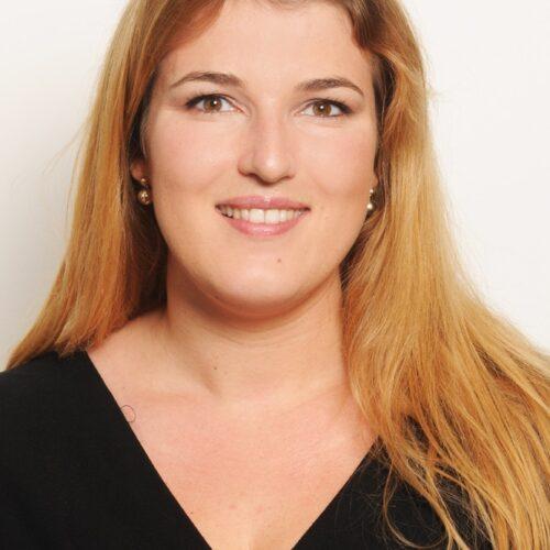 Amandine Reitz, HR Manager EMEA du groupe iCIMS, éditeur de solutions d'acquisition de talents