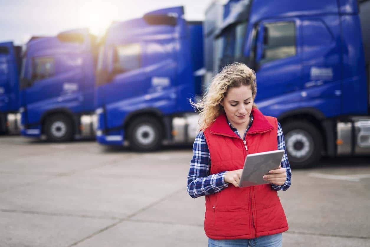 transport de marchandises plateforme digitale