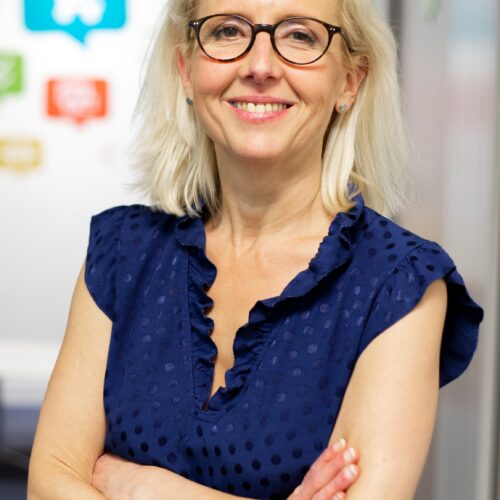 Gaëlle Féchant-Garnier, Directrice du développement New Business chez VISIPLUS academy